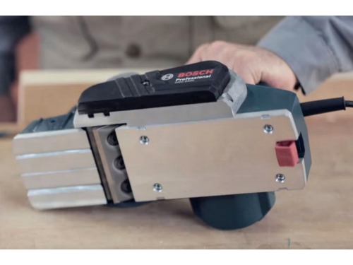 Рубанок Bosch GHO 6500 [0601596000], электрический, вид 3