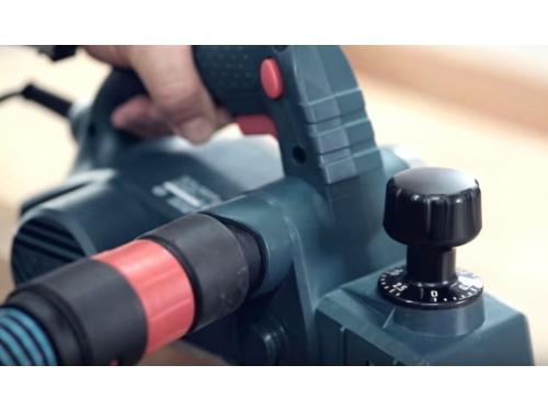 Рубанок Bosch GHO 6500 [0601596000], электрический, вид 5