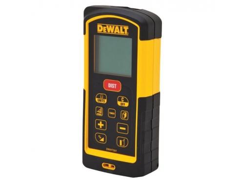 Дальномер DeWalt DW 03101, лазерный, 100 м, чехол, вид 2