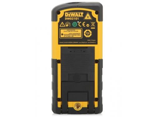 Дальномер DeWalt DW 03101, лазерный, 100 м, чехол, вид 4