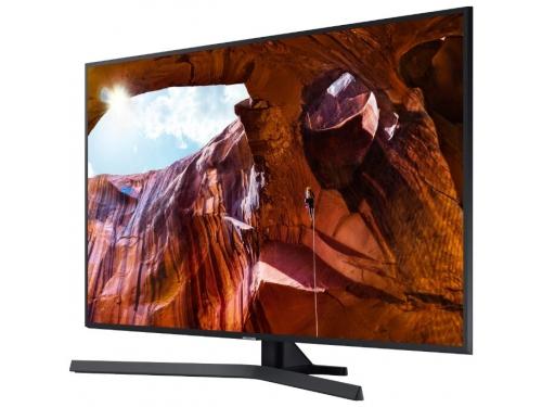 телевизор Samsung UE43RU7400U, черный, вид 1