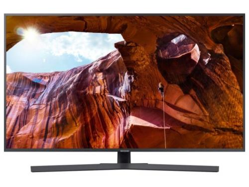 телевизор Samsung UE43RU7400U, черный, вид 2