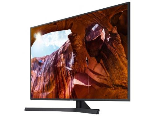телевизор Samsung UE43RU7400U, черный, вид 3