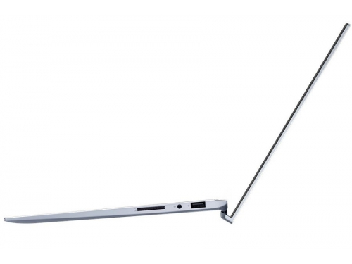 Ноутбук ASUS Zenbook 14 UX431FA-AM020T, 90NB0MB3-M01690, синий металлик, вид 4