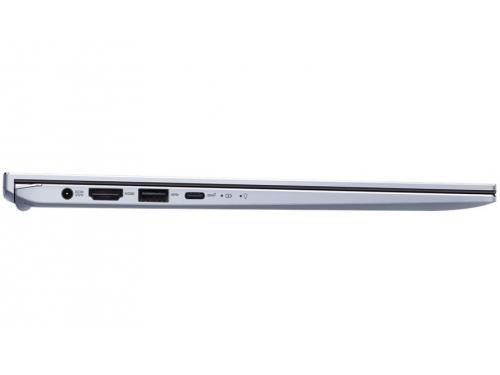 Ноутбук ASUS Zenbook 14 UX431FA-AM020T, 90NB0MB3-M01690, синий металлик, вид 5