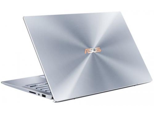 Ноутбук ASUS Zenbook 14 UX431FA-AM020T, 90NB0MB3-M01690, синий металлик, вид 6