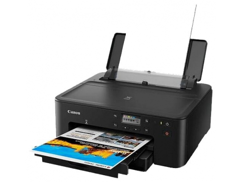 Принтер струйный Canon Pixma TS704 (струйный, цветной, А4), вид 2