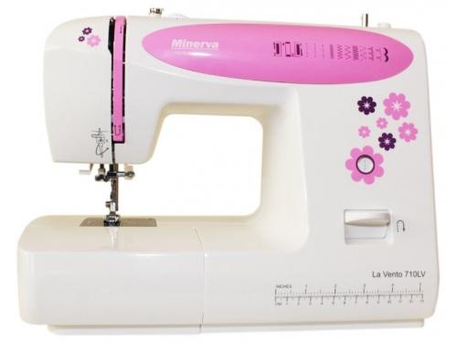 Швейная машина Minerva La Vento 710LV, электромеханическая, вид 1