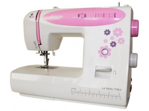Швейная машина Minerva La Vento 710LV, электромеханическая, вид 2