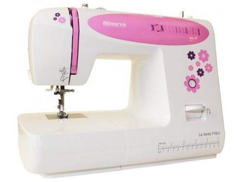 Швейная машина Minerva La Vento 710LV, электромеханическая, вид 3