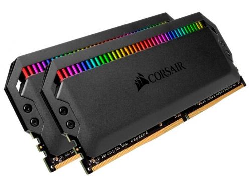 Модуль памяти DDR4 Corsair CMT32GX4M2C3000C15 32Gb, 3000MHz, 2x16ГБ, вид 1