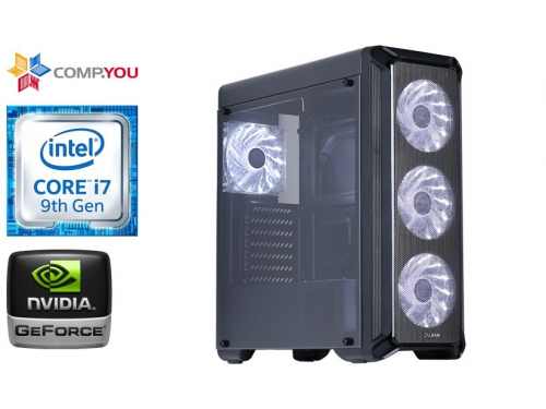 Системный блок CompYou Game PC G777 (CY.848122.G777), вид 1