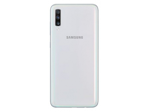 Смартфон Samsung Galaxy A70 (2019) SM-A705F 6/128Gb, белый, вид 2