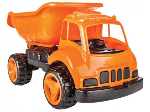 Игрушки для мальчиков Грузовик Pilsan Star Truck (06-614), оранжевый, вид 1