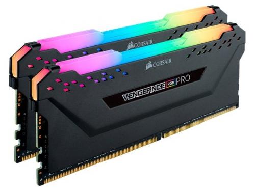 Модуль памяти Corsair CMW16GX4M2C3600C1 3600MHz 2x8Gb, вид 3