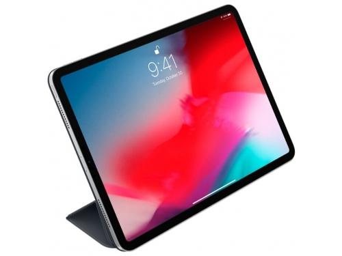 Чехол ipad Apple Smart Folio for 11 iPad Pro (MRX72ZM/A), угольно-серый, вид 2