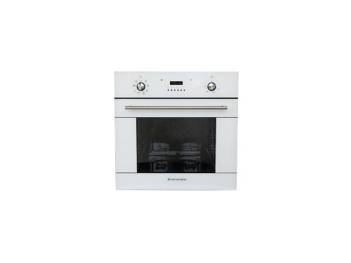 Духовой шкаф Electronicsdeluxe 6009.02эшв-012, белый, вид 1