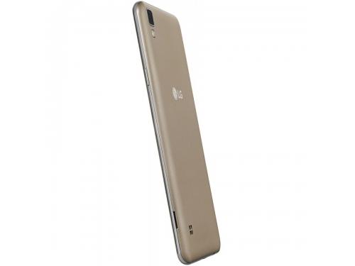 Смартфон LG X style K200DS 16Gb, золотистый, вид 2