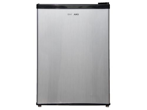 Холодильник Shivaki SHRF-75CHS, серебристый, вид 1