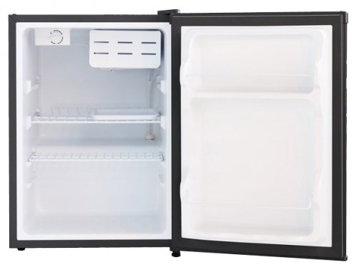 Холодильник Shivaki SHRF-75CHS, серебристый, вид 2