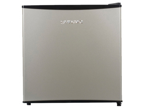 Холодильник Shivaki SHRF-55CHS, серебристый/черный, вид 1