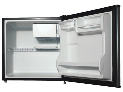Холодильник Shivaki SHRF-55CHS, серебристый/черный, вид 2