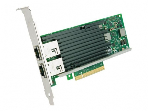 Контроллер Lenovo TopSeller Intel X540-T2 Dual Port 10GBaseT Adapter (49Y7970), вид 1