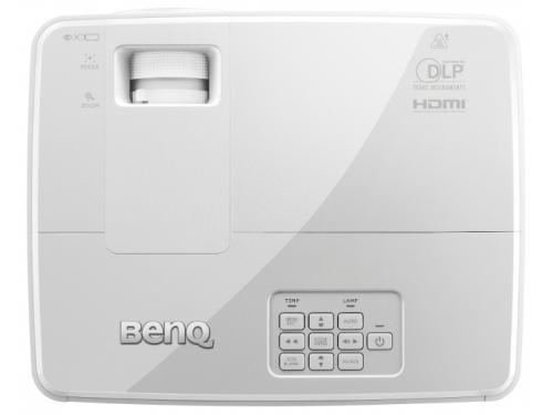 Мультимедиа-проектор BenQ MH530 (9H.JFH77.13E), вид 4