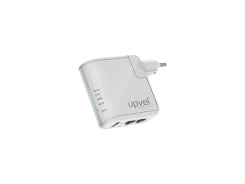 Роутер WiFi Upvel UR-322N4G (802.11n), вид 1