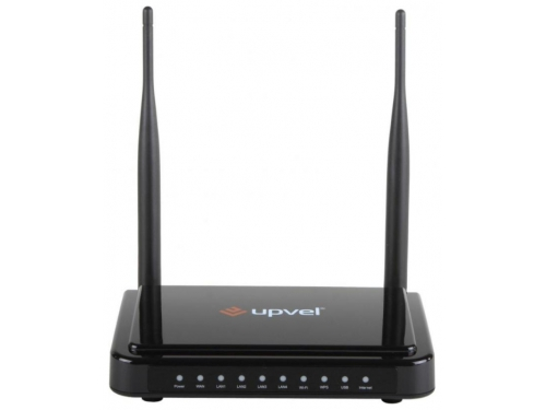 Роутер WiFi Upvel UR-337N4G (802.11n), вид 2