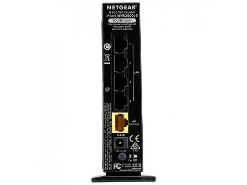 Роутер WiFi Netgear WNR2000 (802.11n), вид 2