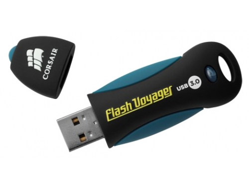 Usb-флешка Corsair Flash Voyager USB 3.0 64Gb (CMFVY3A), вид 2