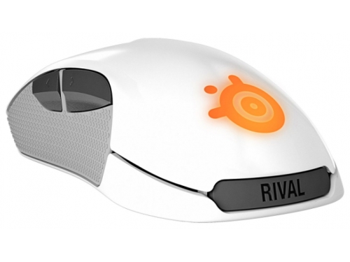 Мышка Steelseries Rival 300 62354, белая, вид 1
