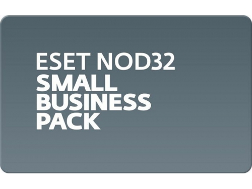 Программа-антивирус ESET NOD32 Small Business Pack (NOD32-SBP-NS(CARD)-1-5), на 5 ПК, вид 1