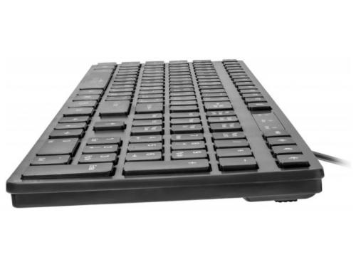 Клавиатура Oklick 556S USB, чёрная, вид 5