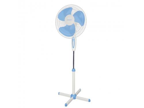 Вентилятор Home Element HE-FN1203 белый/голубой, вид 1