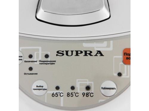 Термопот Supra TPS-3027, белый с рисунком, вид 2