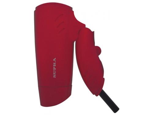 Фен / прибор для укладки Supra PHS-1201, рубиновый, вид 1