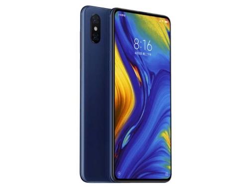 Смартфон Xiaomi Mi Mix 3 6/128Gb, синий сапфир, вид 1