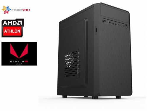 Системный блок CompYou Home PC H555 (CY.896709.H555), вид 1