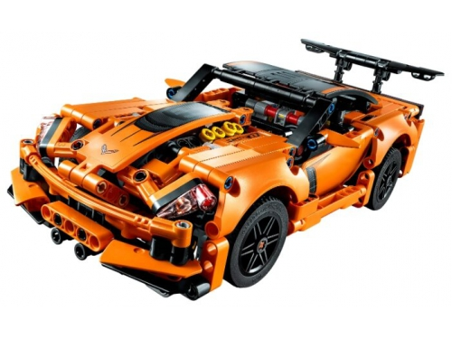 Конструктор LEGO Technic Chevrolet Corvette ZR1 (42093), для мальчика, вид 1