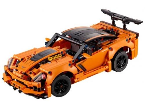Конструктор LEGO Technic Chevrolet Corvette ZR1 (42093), для мальчика, вид 2