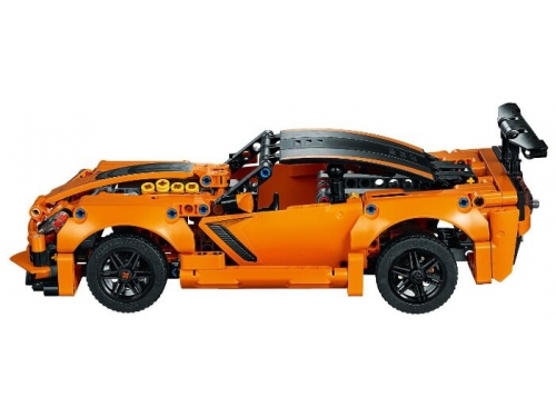 Конструктор LEGO Technic Chevrolet Corvette ZR1 (42093), для мальчика, вид 3