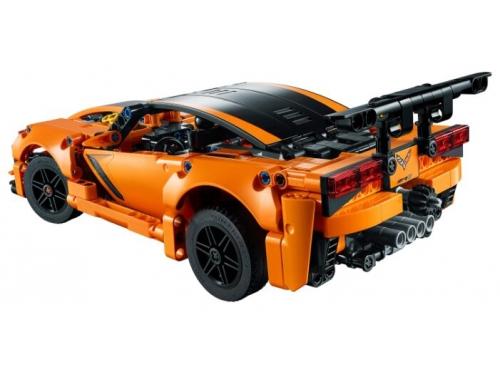 Конструктор LEGO Technic Chevrolet Corvette ZR1 (42093), для мальчика, вид 4