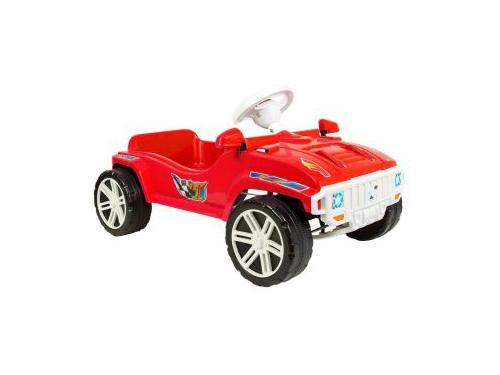 Педальная машина Orion Toys 792, красная, вид 1