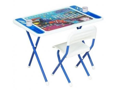 Комплект детской мебели Дэми Damibaby evro В поисках Немо синий, вид 1