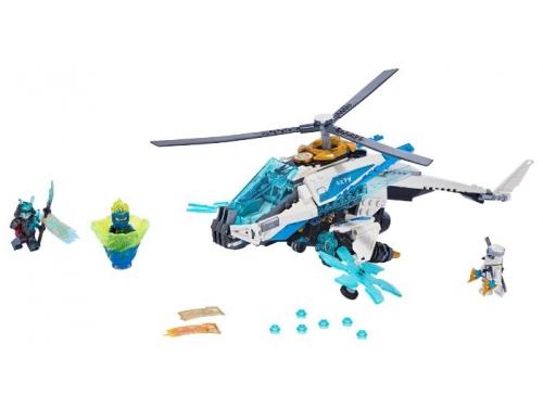 Конструктор LEGO Ninjago 70673 Шурилёт (для мальчика), вид 1