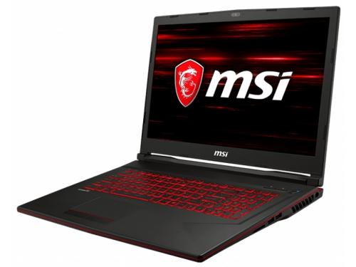 Ноутбук MSI GL73 8SDK-097RU, 9S7-17C722-097, чёрный, вид 2