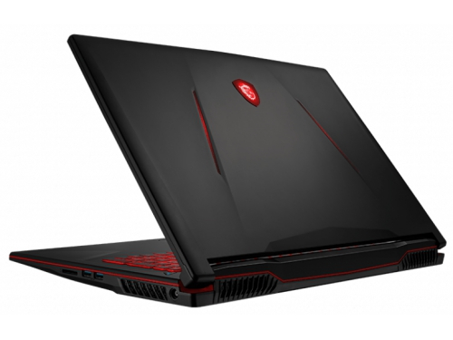 Ноутбук MSI GL73 8SDK-097RU, 9S7-17C722-097, чёрный, вид 4