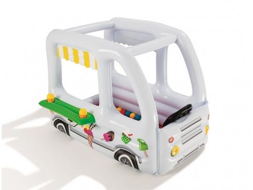 Игровой домик BestWay 52268 BW Фургон с 10 шариками 122х84х84 см, вид 1